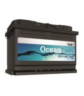 TAB 105 Ah Ocean Twin akumuliatorius