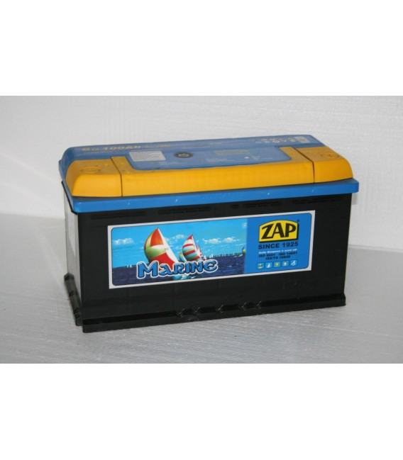 ZAP 100 Ah Marine akumuliatorius