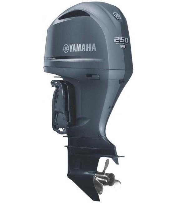 Yamaha F50DETX