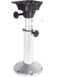 Koja aliumininė, teleskopinė