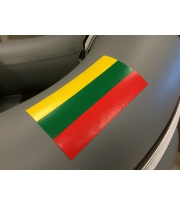 Lietuvos vėliava iš PVC medžiagos
