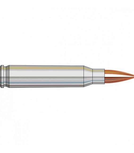 Hornady 223 Rem BTHP Steel Match