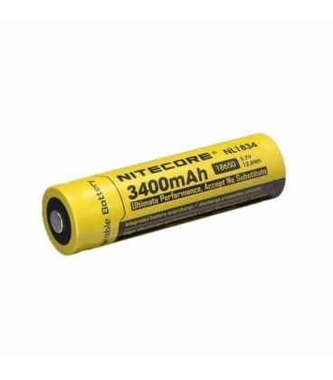 Baterijos 3400mAh