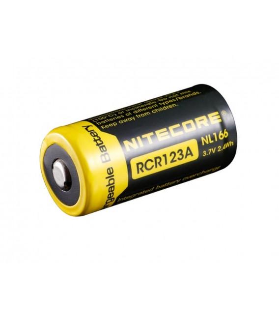 Baterijos 650mAh