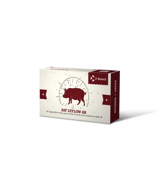 BIOTECH testas Afrikinio kiaulių maro nustatymui