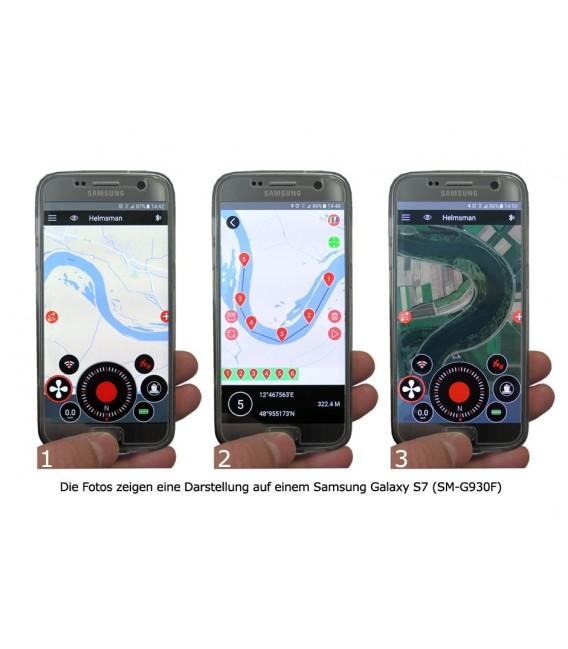 Haswing Cayman-B 55 GPS variklis