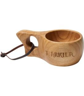 Medinis Harkila puodelis