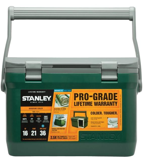 Šaltdėžė Stanley Adventure cooler 15,1L