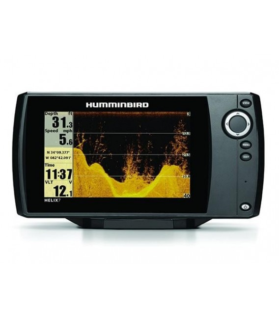 Echolotas Helix 7x Sonar GPS