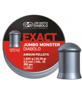 JSB 5,5mm Exact Jumbo Monster