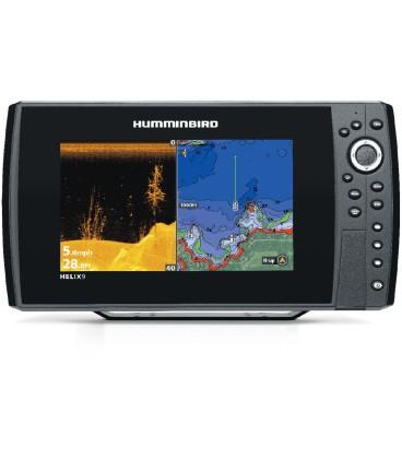 Echolotas Helix 9x Di GPS