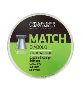 JSB 4,5mm Match Light Weight