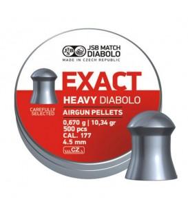 JSB 4,5mm Exact Heavy