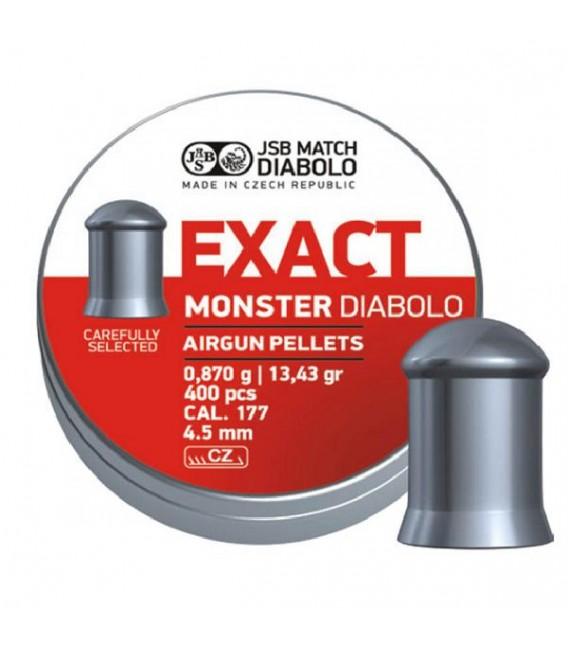 Exact Monster/400