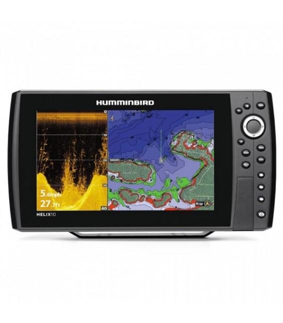 Echolotas Helix 10x Di GPS