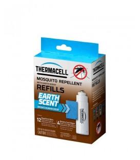 Thermacell užpildymo paketas žemės kvapo E-4, 48 val.