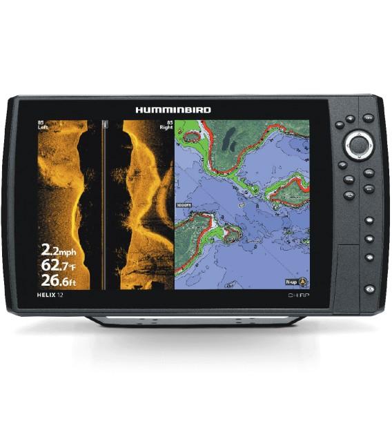 Echolotas Helix 12 CHIRP Si GPS