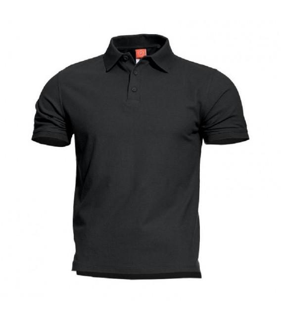 Pentagon Aniketos juodi polo marškinėliai