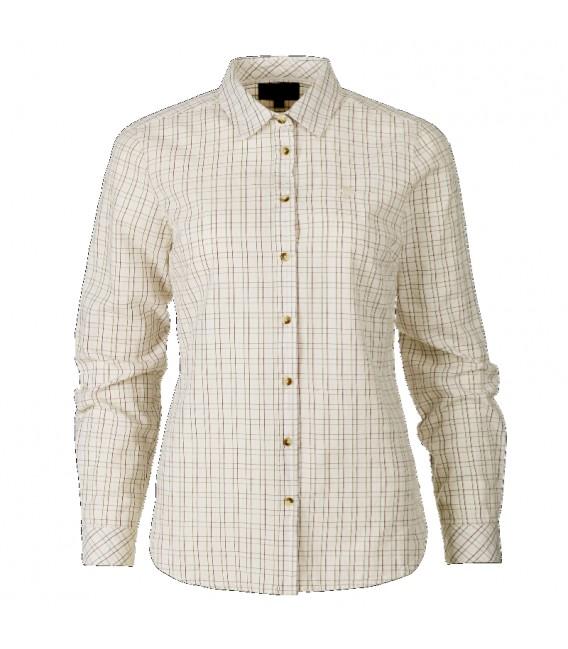 Seeland Claire Lady Tofu Check marškiniai
