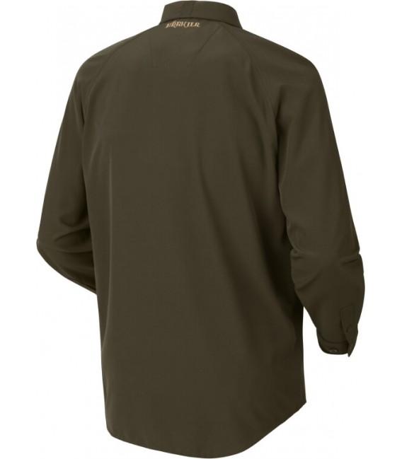 Harkila Herlet Tech L/S Willow Green marškiniai