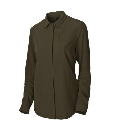 Harkila Herlet Tech Lady Willow Green marškiniai