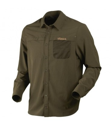 Harkila Herlet Tech Willow Green marškiniai