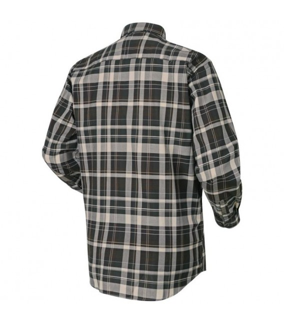 Harkila Newton L/S Willow Green marškiniai
