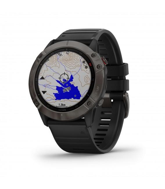 Fenix 6X laikrodis