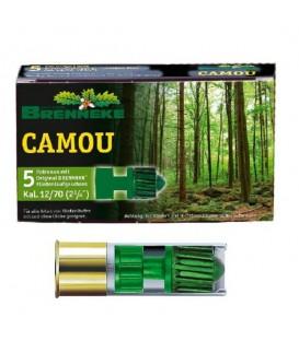 Brenneke 12/70 28,4g Camou Slug