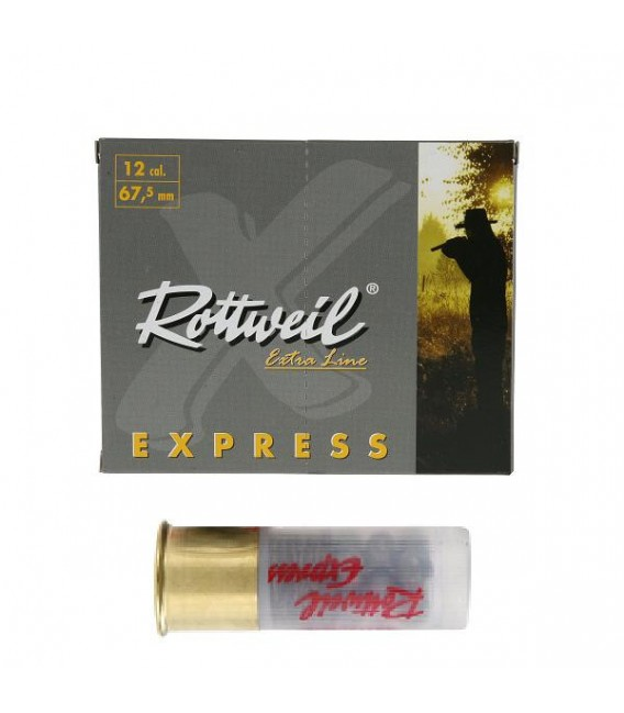 Rottweil Express 12/67,5 8,60 33g