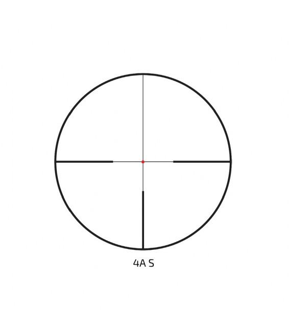 Optinis taikiklis Delta 2,5-15x50 HD Titanium