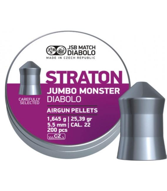 Straton Jumbo Monster