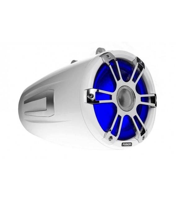 "8.8"" 330 Watt Coaxial Wake Tower Sports Marine Garsiakalbiai su LEDs"