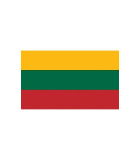 Lietuvos vėliava-lipdukas