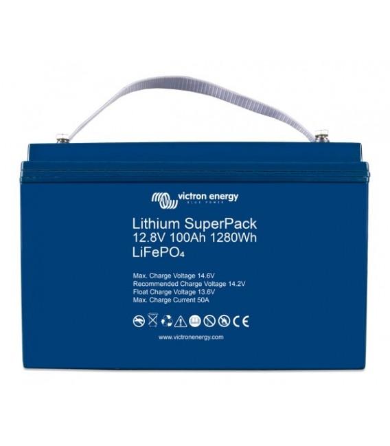 """Akumuliatorius  Lithium """"Victron Energy 100ah"""" """"Superpack"""""""
