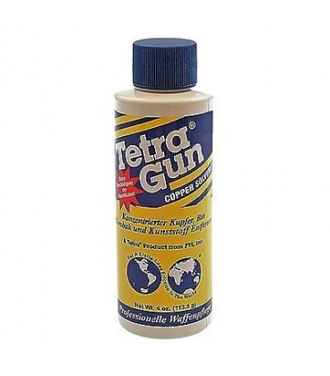 Tetra Gun Copper solvent