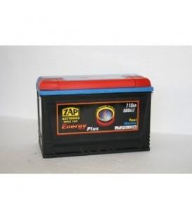ZAP 110 Ah Energy akumuliatorius