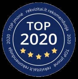 Top 2020 lietuvos imone